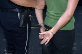 Arrested man dwi attorney Houston