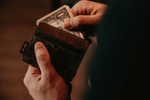 Wallet Houston DWI Attorney Payment Plan